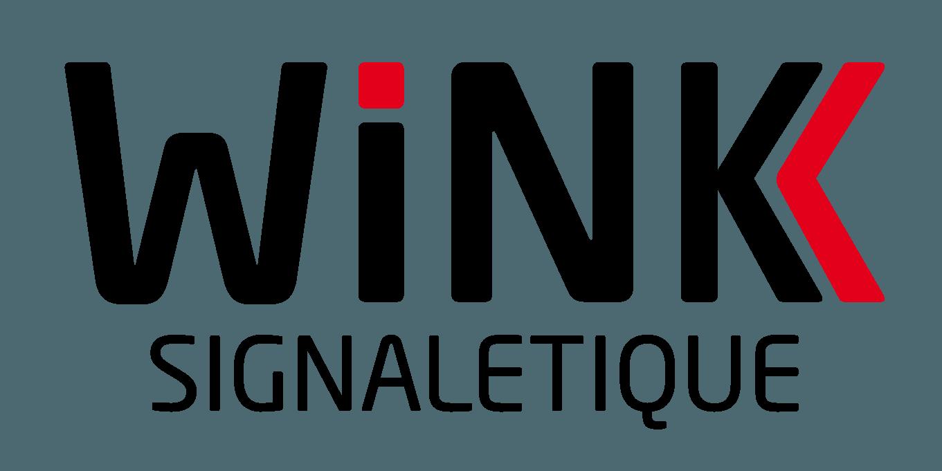 WINK Signalétique